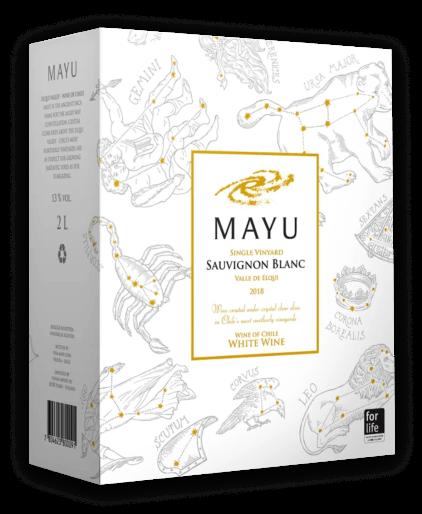 Mayu White Sauvignon Blanc